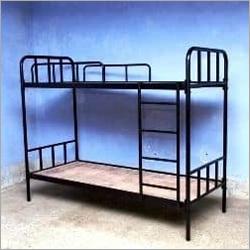 Metal Double Bunk Bed