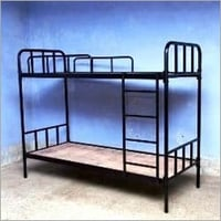 Metal Double Bunk Bed