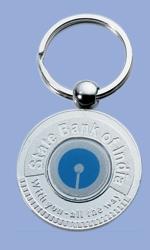 Revolving Ball Keychains