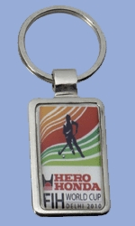 Digital Print Key Rings