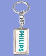 Digital Print Metal Key Rings