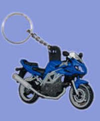 Silicon PVC Keyrings