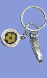 Meena Key Ring