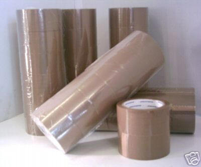 Brown Adhesive Tapes