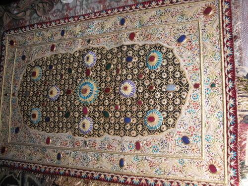 Stone Jewel Carpet