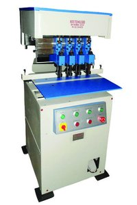 Four Hole Paper Drilling Machine