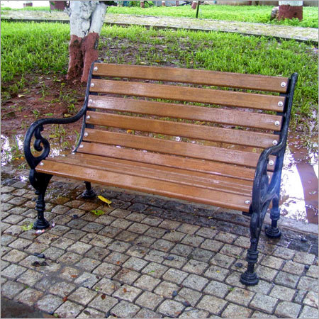 FRP Garden Bench Sections