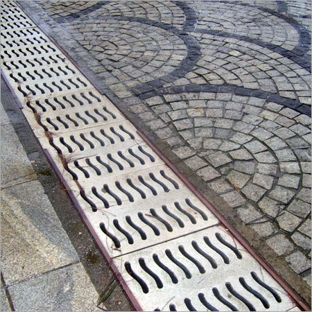 FRP Gully Gratings