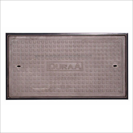 FRP Rectangular Manhole Cover