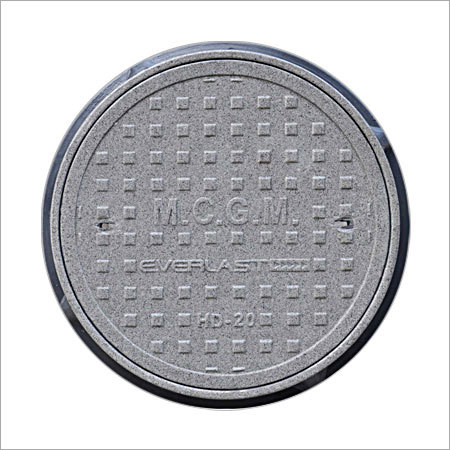 FRP Lockable Manhole Covers