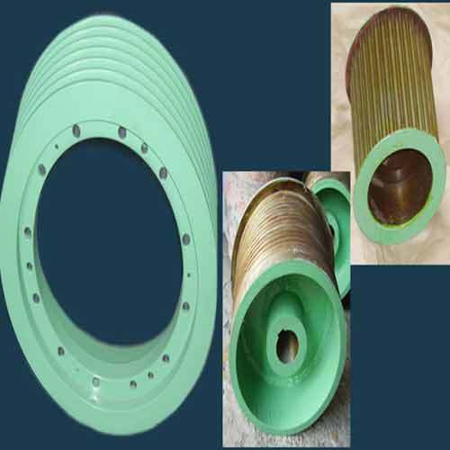 Corrosion Pulleys