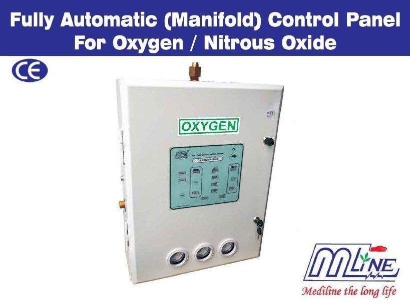 Automatic Oxygen Control Panel