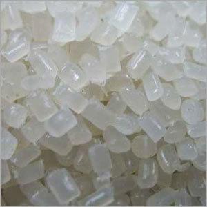White LLDPE Granules