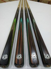 3/4 Snooker Cues