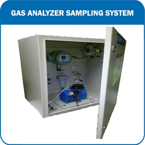 Gas Analyzer Sampling System