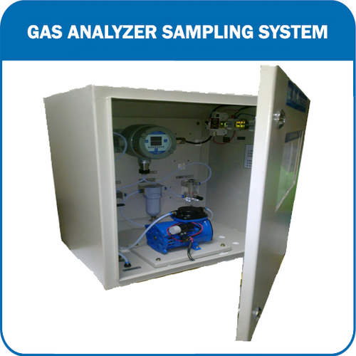 Gas Analyzer Sampling System