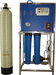 Industrial Ro system 100 ltr