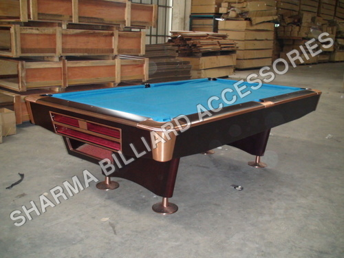9' Imported American Pool Table(SBA Universal)