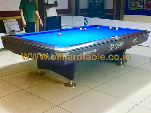 7' Imported American Pool Table(SBA Crown)
