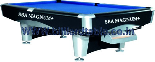 8' Imported American Pool Table(SBA Ovel)