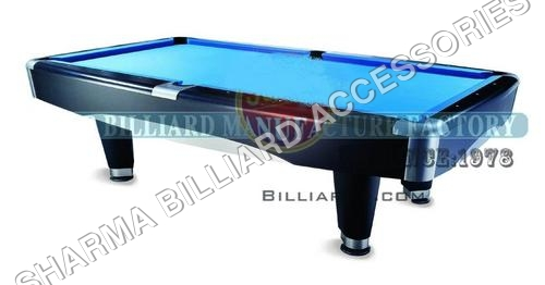 9' Imported American Pool Table(SBA Ovel)
