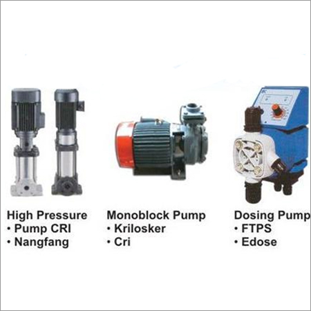 Water Well Pumps