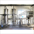 Water Treatment Plant with RO