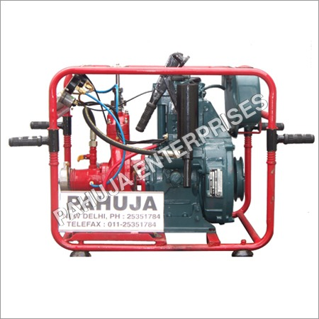 Portable Fire Pump
