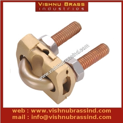 Brass Rod To Cable Clamp