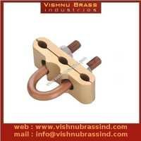 Brass U Bolt Pipe Clamp