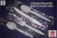 PS Crystal Cutlery