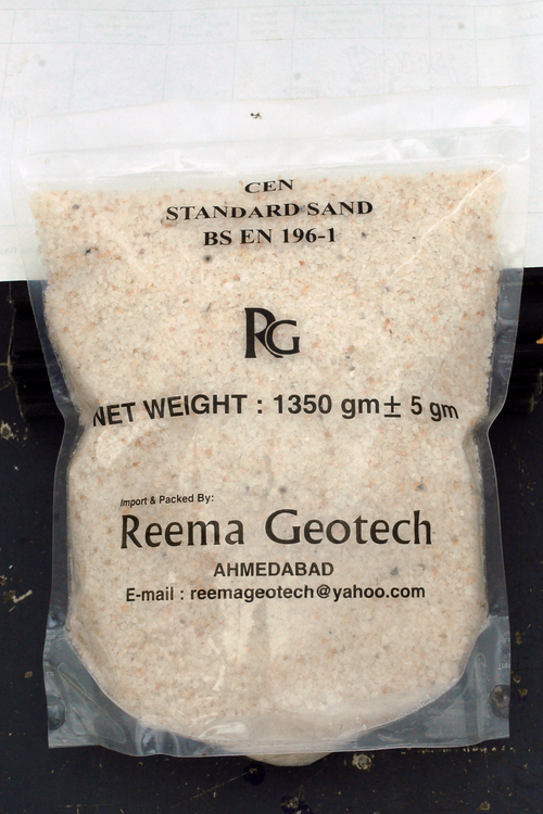 CEN Standard Sand
