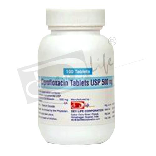 Ciprofloxacin Tablets 500mg