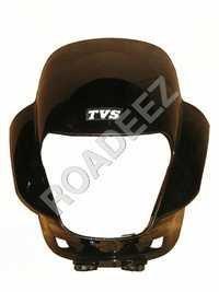 TVS centra black