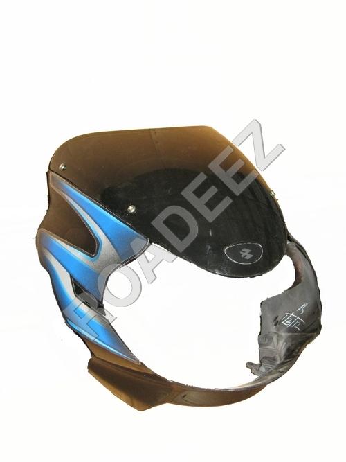 Bike Headlight Visor