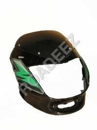 VISOR-CALIBER115(BLACK)