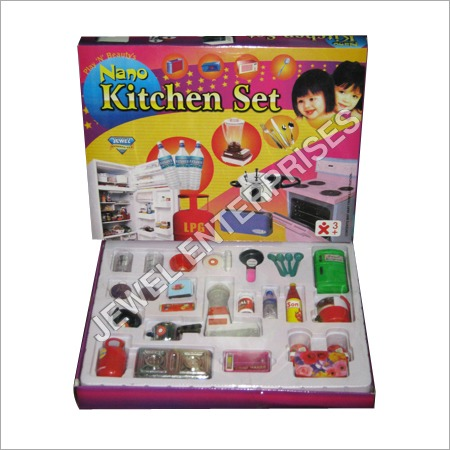 Nano Kicthen Collection Toys