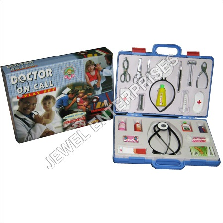 Kids Doctor Play Set