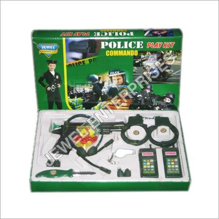 Police Commando Toys