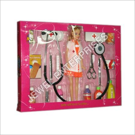 Doctor Toys Bag