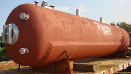 Boiler Drum (90mm Thickness)