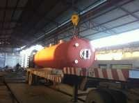 High Pressure Boiler Drums