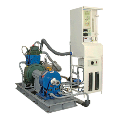 VCR Engine Test Setup 1 Cylinder  4 Stroke  Diesel