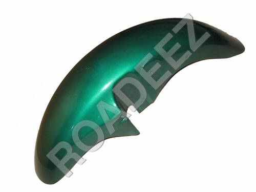 Passion Plus Green Mudguards