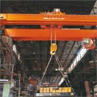 Hydraulic EOT Crane
