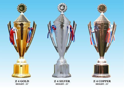 EWI Z 4 GOLD - SILVER - COPPER