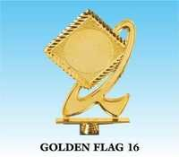 EWI GOLDEN FLAG - 16.