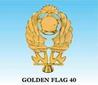 EWI GOLDEN FLAG - 40