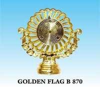 EWI GOLDEN FLAG - b 870