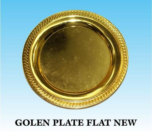 EWI GOLDEN PLATE FLAT NEW